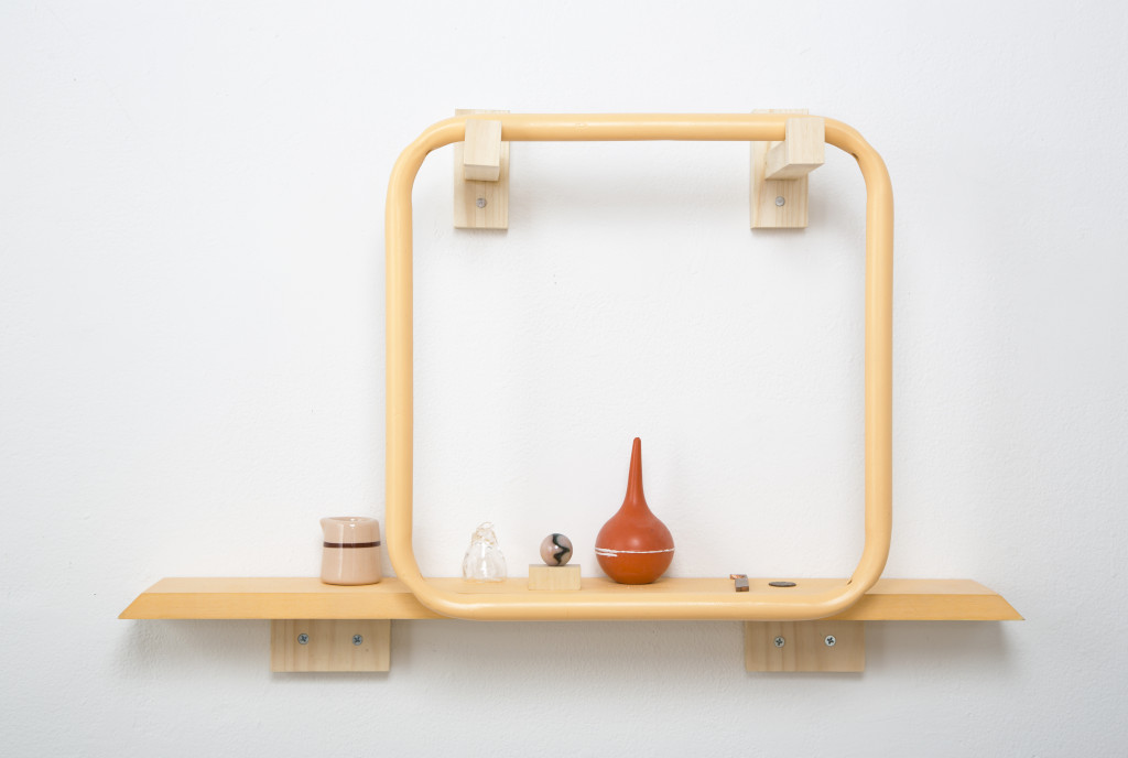Levy, Jaclyn_Untitled(OrangeShelf)_2014